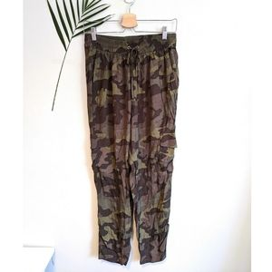BP. Nordstrom Camouflage Jogger Pants Size S